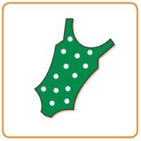 Bild Badeanzug - strój kapielowy - plavky