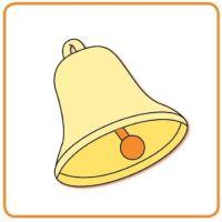 Bild Glocke - dzwonek - zvonek