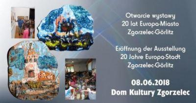 20 Jahre Europa-Stadt Zgorzelec-Görlitz