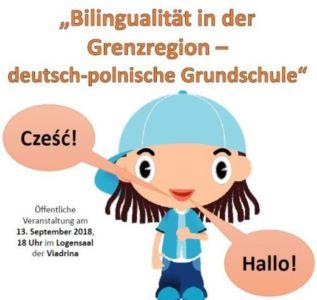 Bilingualität in der Grenzregion - Deutsch-Polnische Grundschule
