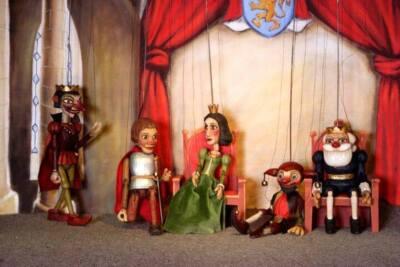 Puppentheater Zvonecek: Prinz Bajaja