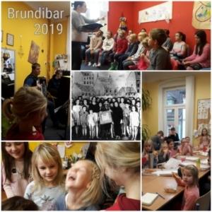Aufführung der zweisprachigen Kinderoper Brundibár
