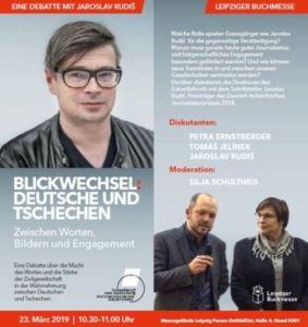 Blickwechsel: Deutsche und Tschechen, Zwischen Worten, Bildern und Engagement