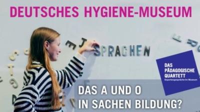 Pädagogisches Quartett Sprachen. Das A und O in Sachen Bildung?!