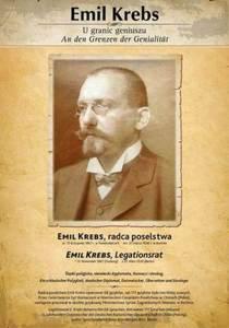 Emil Krebs. An den Grenzen der Genialität