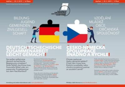 Einladung deutsch-tschechischer Akteure zu einem Informations- und Vernetzungstreffen