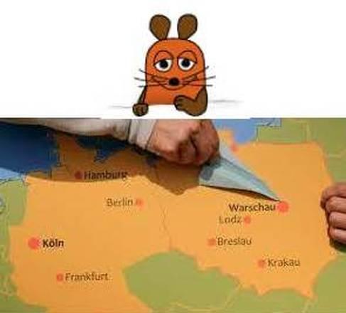 Dokumentbild Die Sendung mit der Maus - Die Maus in Polen zu Besuch