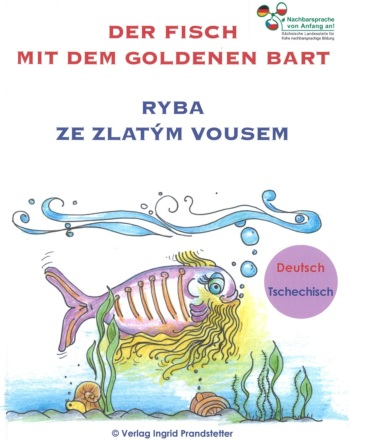 Dokumentbild Der Fisch mit dem goldenen Bart / Ryba se zlatým vousem