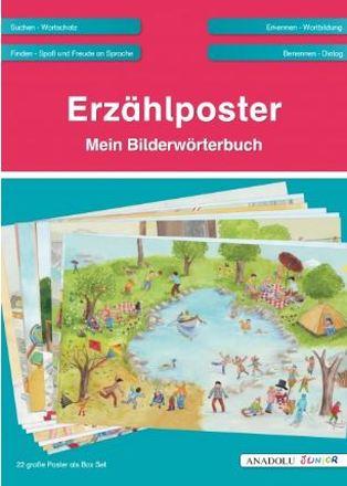 Dokumentbild Erzählposter - Mein Bilderwörterbuch