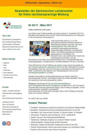 Dokumentbild LaNa-Newsletter Nr. 17/02