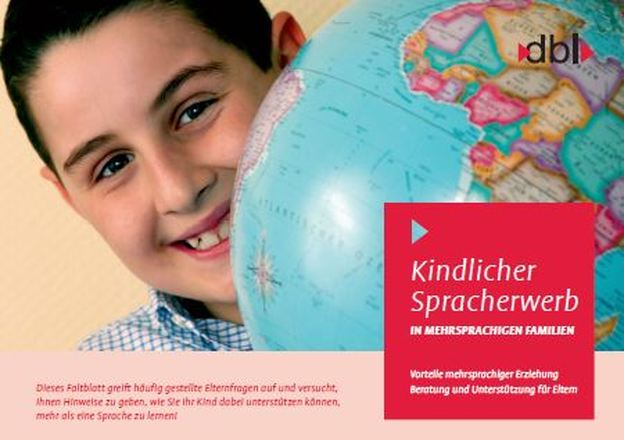 Dokumentbild Kindlicher Spracherwerb in mehrsprachigen Familien