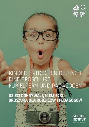 Dokumentbild Kinder entdecken Deutsch – Eine Broschüre für Eltern und Pädagogen