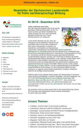 Dokumentbild LaNa-Newsletter Nr. 18/06