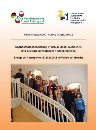 Dokumentbild Nachbarsprachenbildung in den deutsch-polnischen und deutsch-tschechischen Grenzregionen