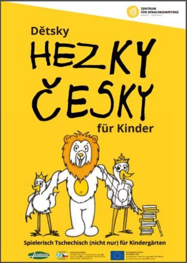 Dokumentbild Dětsky hezky česky für Kinder - Spielerisch Tschechisch (nicht nur) für Kindergärten