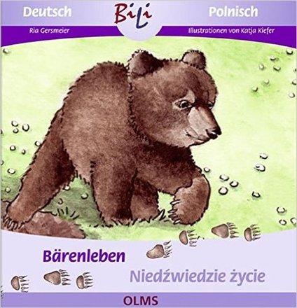 Dokumentbild Niedźwiedzie życie/Bärenleben