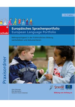 Dokumentbild Europäisches Sprachenportfolio - Mehrsprachigkeit in der frühkindlichen Bildung wertschätzen und dokumentieren