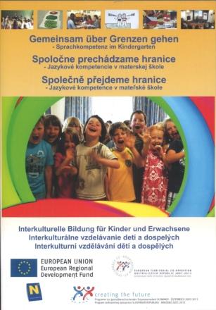 Dokumentbild Gemeinsam über Grenzen gehen - Sprachkompetenz im Kindergarten