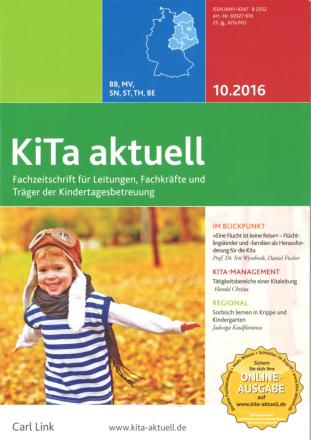 Dokumentbild KiTa-Aktuell: Mehrsprachigkeit als Bildungschance für alle Kinder fördern - Teil 1