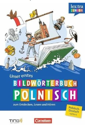 Dokumentbild Unser erstes Bildwörterbuch Polnisch (TING)