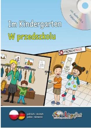 Dokumentbild W przedszkolu / Im Kindergarten