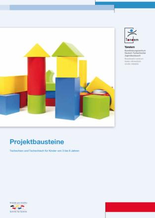 Dokumentbild Projektbausteine - Tschechien und Tschechisch für Kinder von 3 bis 8 Jahren