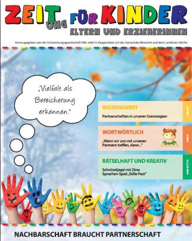 Dokumentbild Nachbarschaft braucht Partnerschaft / Sousedství potřebuje partnerství