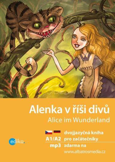 Dokumentbild Alenka v říši divů / Alice im Wunderland