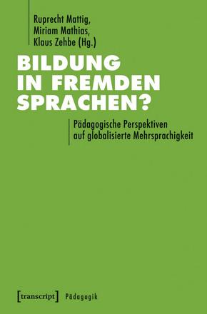 Dokumentbild Bildung in fremden Sprachen?
