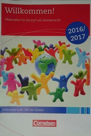 Dokumentbild Willkommen! Materialien für Deutsch als Zweitsprache