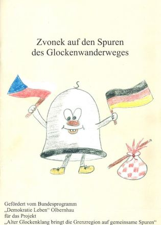 Dokumentbild Zvonek auf den Spuren des Glockenwanderweges