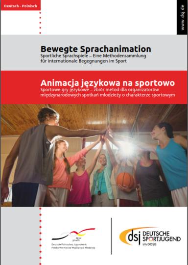 Dokumentbild Animacja językowa na sportowo - Bewegte Sprachanimation