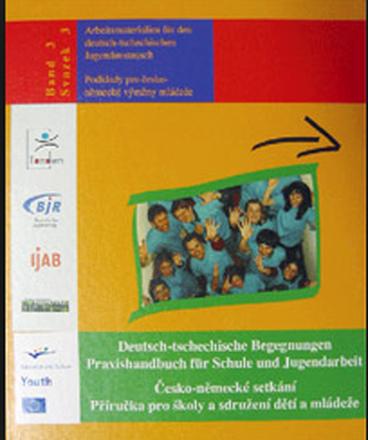 Dokumentbild Deutsch-tschechische Begegnungen. Praxishandbuch für Schule und Jugendarbeit