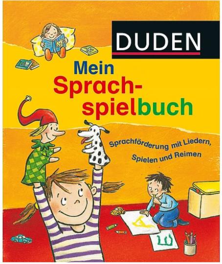 Dokumentbild Duden - Mein Sprachspielbuch