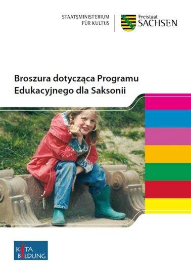 Dokumentbild Begleitheft für Eltern zum Sächsischen Bildungsplan