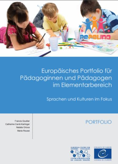 Dokumentbild Europäisches Portfolio für Pädagoginnen und Pädagogen im Elementarbereich -  Sprachen und Kulturen im Fokus