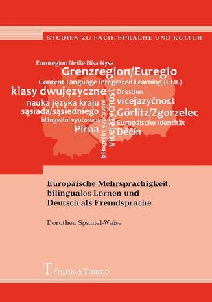 Dokumentbild Europäische Mehrsprachigkeit, bilinguales Lernen und Deutsch als Fremdsprache