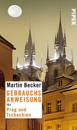 Dokumentbild Gebrauchsanweisung für Prag und Tschechien