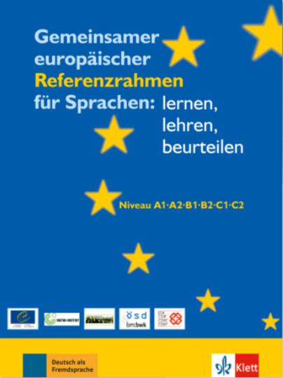 Dokumentbild Gemeinsamer europäischer Referenzrahmen für Sprachen: lernen, lehren, beurteilen