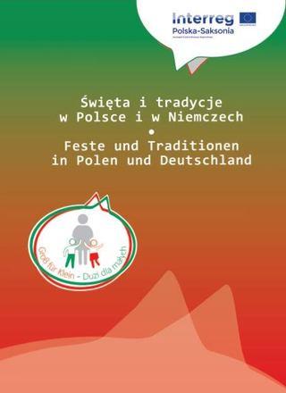 """Dokumentbild Deutsch-polnische Handreichung: """"Święta i tradycje w Polsce i w Niemczech - Feste und Traditionen in Polen und Deutschland"""""""
