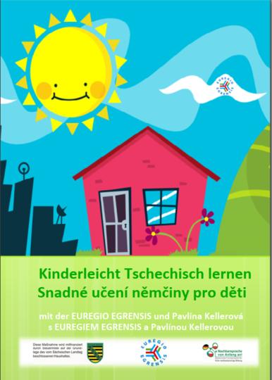 Dokumentbild Kinderleicht Tschechisch lernen - Snadné učení němčiny pro děti