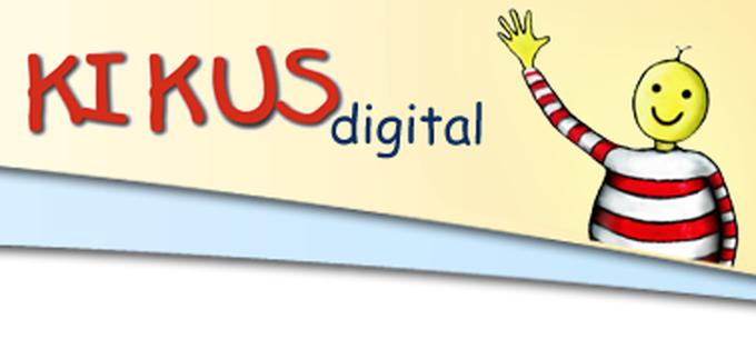 Dokumentbild Kikus digital - Interaktive Sprach-Lern-Software