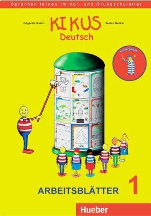 Dokumentbild KIKUS Arbeitsblätter für die Verwendung im Kurs und Eltern-Kind-Zusammenarbeit
