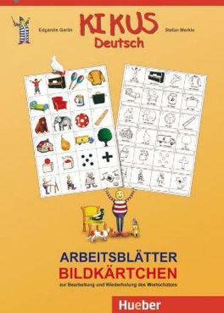 Dokumentbild KIKUS Arbeitsblätter Bildkärtchen
