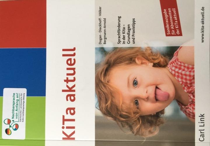 Dokumentbild KiTa aktuell: Sprachförderung in der Kita - Grundlagen und Praxistipps