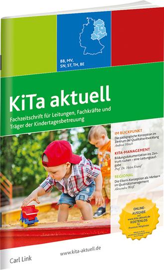 Dokumentbild KiTa aktuell: Nachbarsprachiges Potenzial im  Kita-Alltag heben