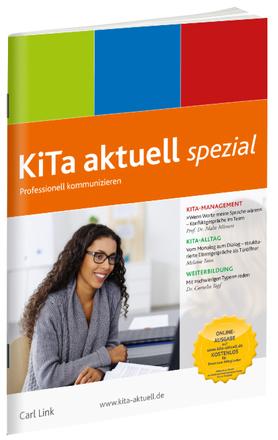 Dokumentbild KiTa aktuell spezial: Mehrsprachige Frühförderung in der Kita