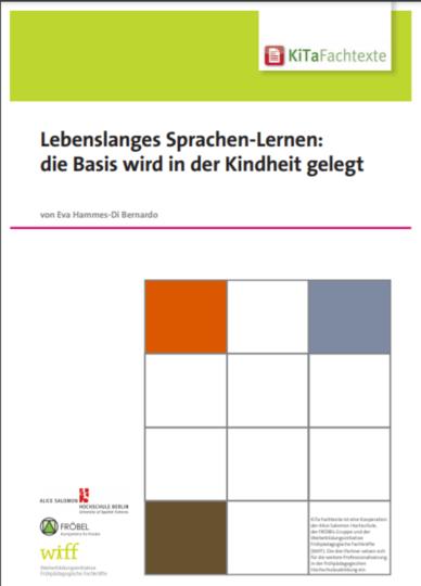 Dokumentbild Lebenslanges Sprachen-Lernen: die Basis wird in der Kindheit gelegt