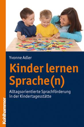 Dokumentbild Kinder lernen Sprache(n)
