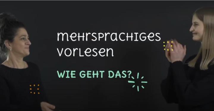 Dokumentbild Mehrsprachiges Vorlesen – Wie geht das?